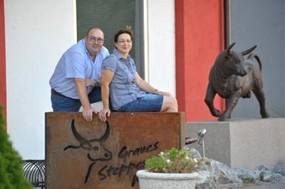 Martin und Barbara Karlo